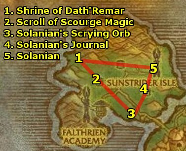 wow leveling guide 1 80
